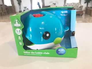 ELC Walter the Bubble Whale