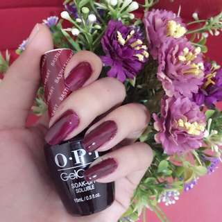 OPI GEL COLOR