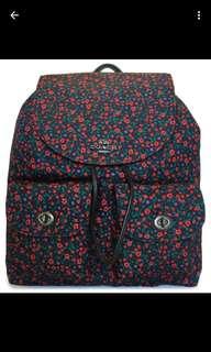 💯New! Coach Backpack (網上現售€333歐元)