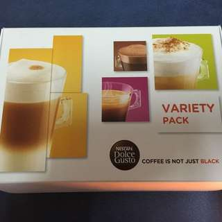 Nescafé Variety Pack Capsule 膠囊