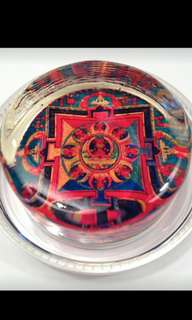 Magic rosin - Mandala, for violin, viola, cello or bass