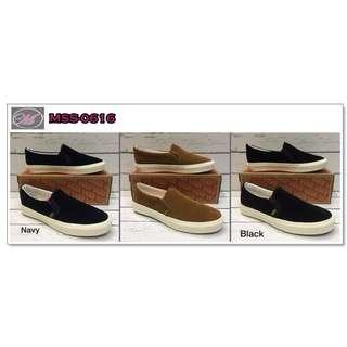 CODE: MSS-0616 Vans Gamuza Slip-on for Men