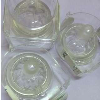 Avent natural teats - puting susu avent (1,2)