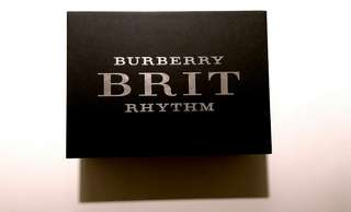 BURBERRY BRIT RHYTHM - Gift Set