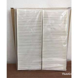 Cabin Air Filter Nissan Navara 2pcs