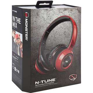 Monster N-Tune Earphone