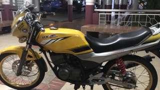 Yamaha RXZ(swap with spark)
