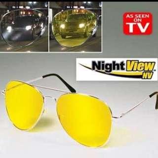 Yellow nite view