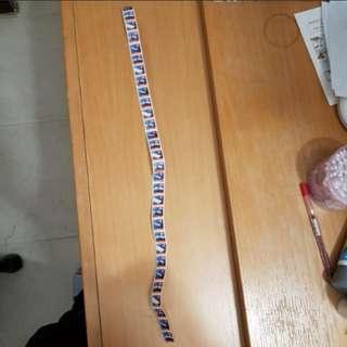 30張萬寧印花(包郵)