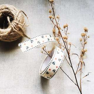 🌸SALE ! Anchor Fabric Tape (Fabric Tape Sample only)