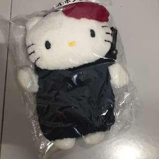 Hello kitty sling Pouch for handphone kuji Sanrio