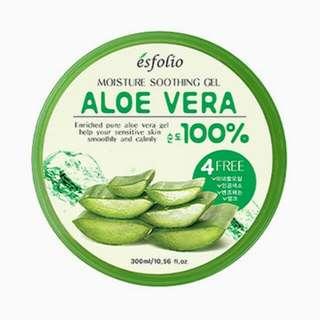 Aloe Vera Moisture Soothing Gel