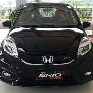 Honda brio 2018