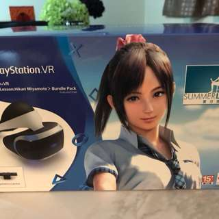 全新PlayStation VR