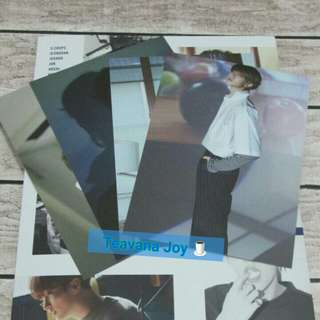 Postcards The8 From Seventeen's Director's Cut Album