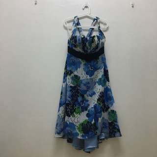 Floral Dress (Marry Merry)