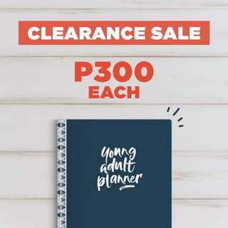 Clearance Sale - Navy Blue Planner / Diary