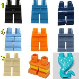 Lego Minifigure Legs