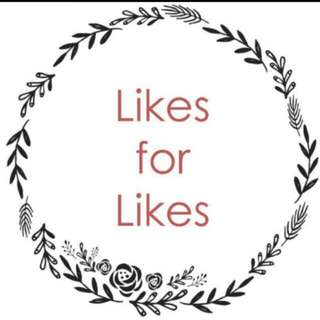LIKES FOR LIKES (L4L)