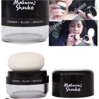 Loose Powder Case Masami Shouko