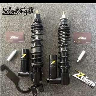 Zelioni Shock breaker vespa px