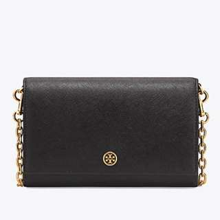 🎀Tory Burch ROBINSON CHAIN WALLET