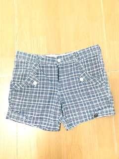 short pants kotak