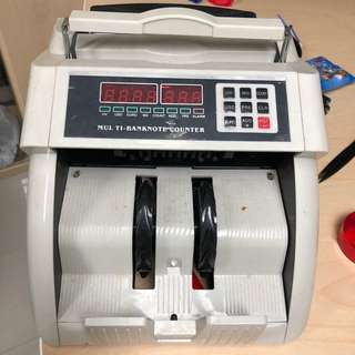 Multi Banknote Counter