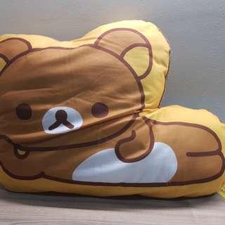 Brand new Rilakkuma lying down cushion