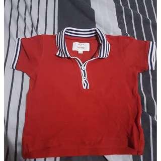 Red Tag Polo Shirt