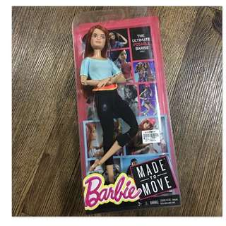 Barbie Made to Move Ultimate Poseable Barbie