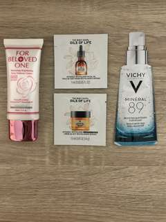The body shop/ Vichy/ For Beloved one