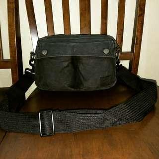 Sling Bag Canvas Fabric Porter