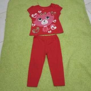 Red Shirt #MakinTebel