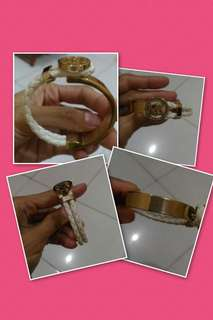 MK bracelet