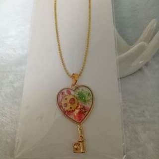 Heart Gear collection necklace