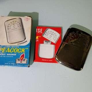 日本制,白電油暖手,老香港懷舊物品古董珍藏