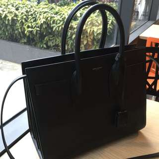Saint Laurent Sac de Jour Small