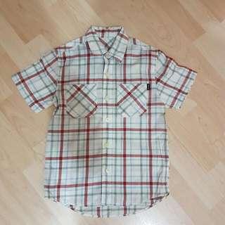 Jeep Short Sleeve Cotton Shirt