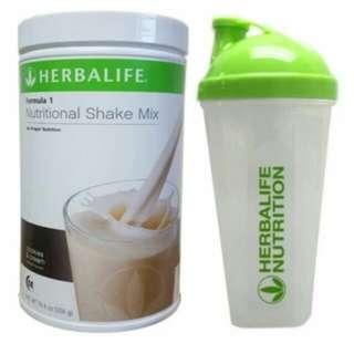 Health diet shake