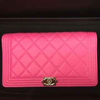 BN Chanel Boy Wallet (Limited Edition)