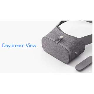 Google Daydream View Virtual Reality Headset