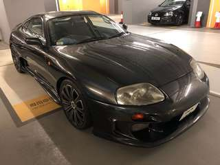 TOYOTA Supra JZA80 AT 1997