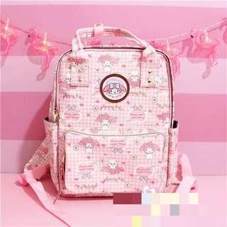 PO My Melody/Little Twin Star Backpack