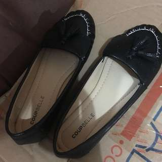 Flat shoes coup belle