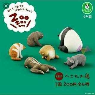 🚚 扭蛋 休眠動物園5