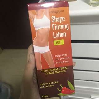 Shape Firming Lotion
