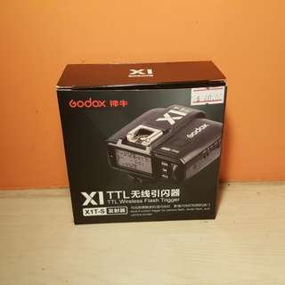 Godox X1 TTL Wireless Flash Trigger (fr Sony)