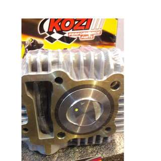 Racing Block Kriss2 Kriss 110 Kozi 57/60mm Alloy