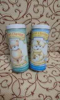 bear bear 罐兩個,98% new